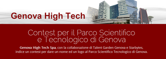 Logo per Parco Scientifico